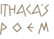 Logo | Ithaca's Poem, summer holiday accommodation in the Ionian Sea island of Ithaca, Greece, home of Homer's Ulysses